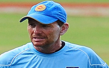 Graham Ford as Head coach for SLC