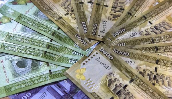 A Belgian investor to defend Srilankan Rupee