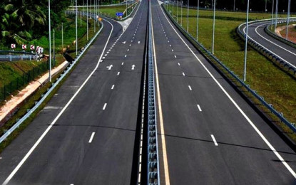 Southern Expressway Opened