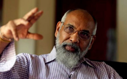 Wigneswaran Proposes Presidential Commission to Probe Murders & Disappearance of Journalists