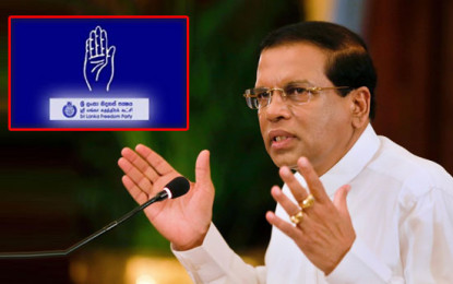 President Appoints New Ministers in Place of Portfolios Relinquished by SLFP Ministers