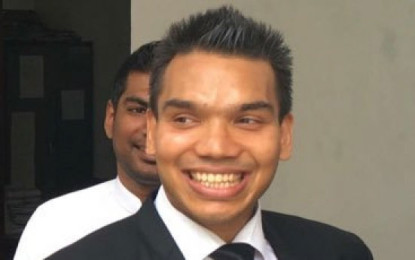 "Namal Claims that ""Rajapaksa Family Had No Ownership in  CSN"