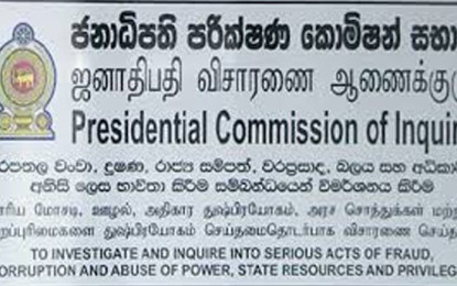 Presidential Commission  Submits Three Reports to the President