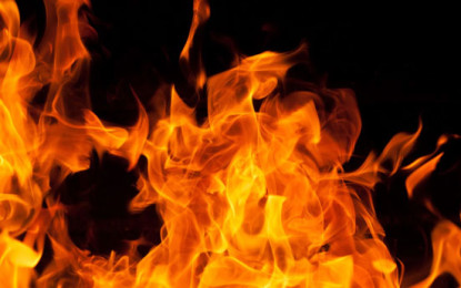Fire Broke Out at a Trade Center in D.R. Wijewardena Mawatha
