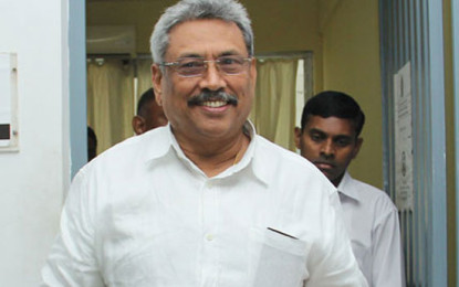 Former Defence Secretary Gota filed a Revision petition in the court of Appeal