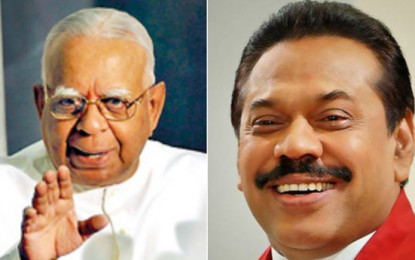 Official Residences for MR & Sampanthan Soon