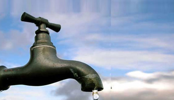 Water Supply to Several Areas to be Affected Due to Adverse Weather