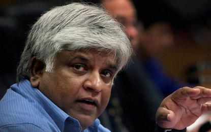 Ranatunga says crude oil prices will come down