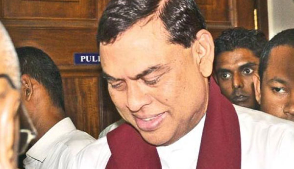 Basil Rajapaksa's GI Pipes Case Dates Fixed