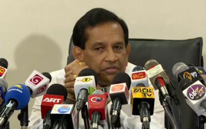 Rajitha  Justifies Utilizing  Rs 10 Million From President's Fund