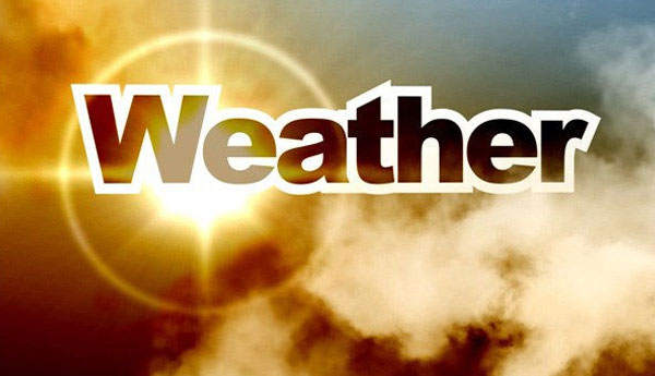 Weather Forecast For 10th December 2017