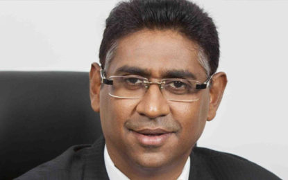 Musthapha Contradicts Vajira's Interpretation on Constitution