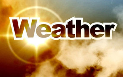 Weather Forecast For 10th June 2018