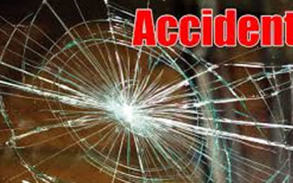 Accident in Aranayake