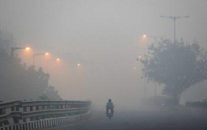 Diwali fireworks choke Delhi, angering Indians