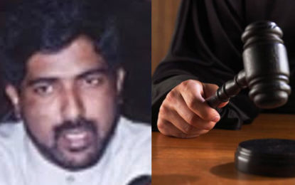 Long  Waited  Raviraj Murder Trial Dates Fixed
