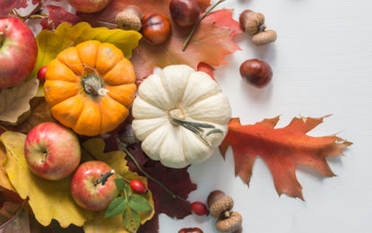5 Fall Foods And The Reason To Love Them