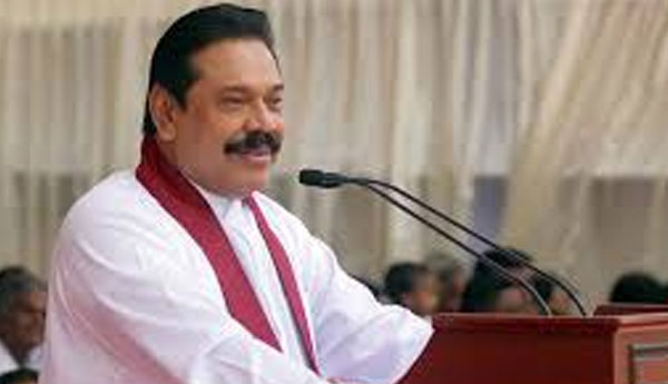 Mahinda Issued Statement  on Sil Cloth Verdict