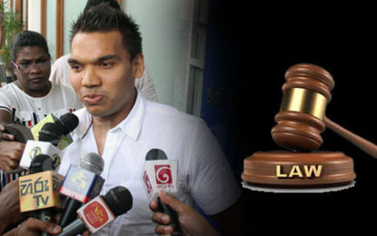 In Money Laundering  Case Namal's Evidence to be Recorded in September.