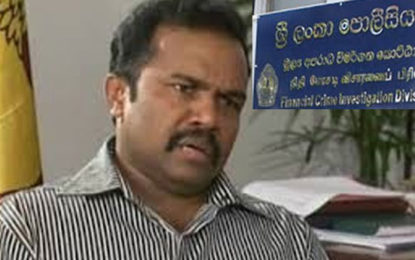 Investigation Against Karuna Completed