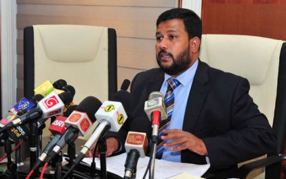 Minister Rishad's Request to Settle Displaced Muslims of  Mullaitievu in 1000 Acres of Land Turns Down by Wigneswarann.