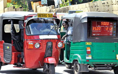Three-wheel Drivers Issued New Directives