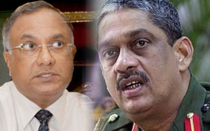 Secret  Army Unit Not Functioned  During  Mahinda's Regime
