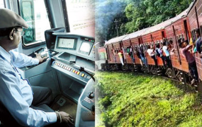 Locomotive Engine Drivers to go on Strike From 3rdMay…..