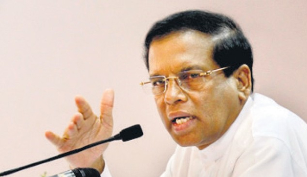 Sri Lanka President promises not to allow a new constitution that would damage the unitary state of the country