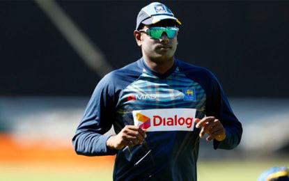 Sri Lanka drop Kusal Mendis for India tour, Angelo Mathews returns