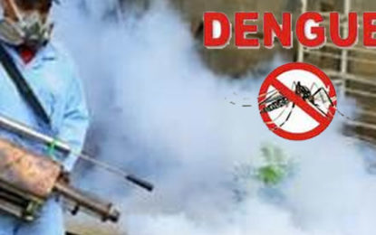 Dengue Prevention Programs at Schools On 30th & 31st