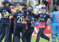 Women's World Cup: England beat India by nine runs in thrilling final at Lord's