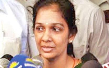 Vijayakala Maheswaran Before CID