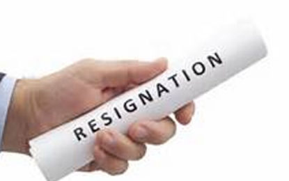 Resignation of Training Division Principal of Moratuwa German Technical Institute due to………