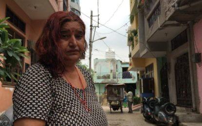 Hair thieves striking fear in India