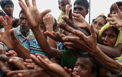 Myanmar Rakhine: Rohingya Refugees Drown Amid Exodus