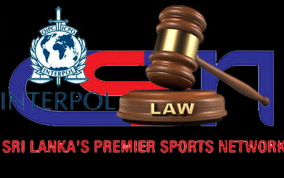 Request to Seek Interpol Assistance to Arrest CSN Former Director