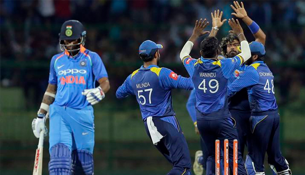 India vs Sri Lanka, Live Cricket Score, 3rd ODI: India in spot of bother against Sri Lanka at Pallekele