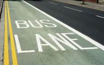 Priority Bus Lanes Introduced to Reduce Traffic Congestion in Colombo With Effect From Today