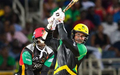Thomas, Sangakkara Secure Tallawahs' Playoffs Berth