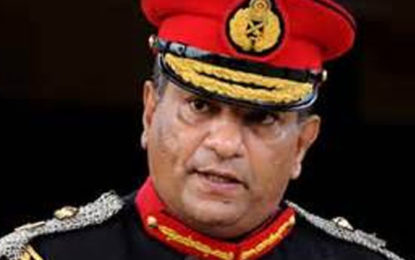 Former Army Commander Jagath Jayasuriya Claims No War  Crime Committed by him