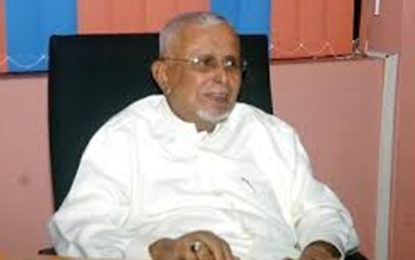 A.S.M.Aswar Passed Away at 7.15 pm Today