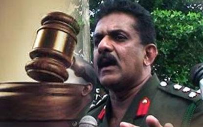 Bail Granted to Brigadier Anura Deshapriya Over Rathupaswala shooting