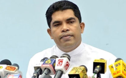 SLFP's Youth Front Shantha Bandara Says Even JO Members too Supports Maithri
