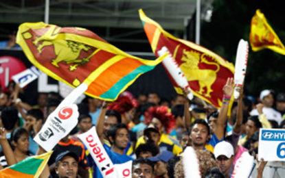 Sri Lanka to Play World XI for Charity Match