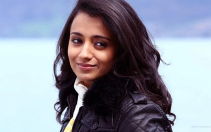 Trisha Upset With '96 Image Leak, Asks Fans Not To Post on Set Pictures on Social Media