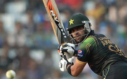 Umar Akmal overlooked by the national selectors yet again