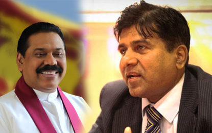 Mahinda Faction Throws the Net to Catch Wijeyadasa to Their Side?