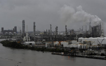 U.S. Oil Prices Set For Worst Month in Over A Year As Floods Hit Demand