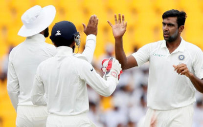 India Wins 3rd Test Against Srilanka